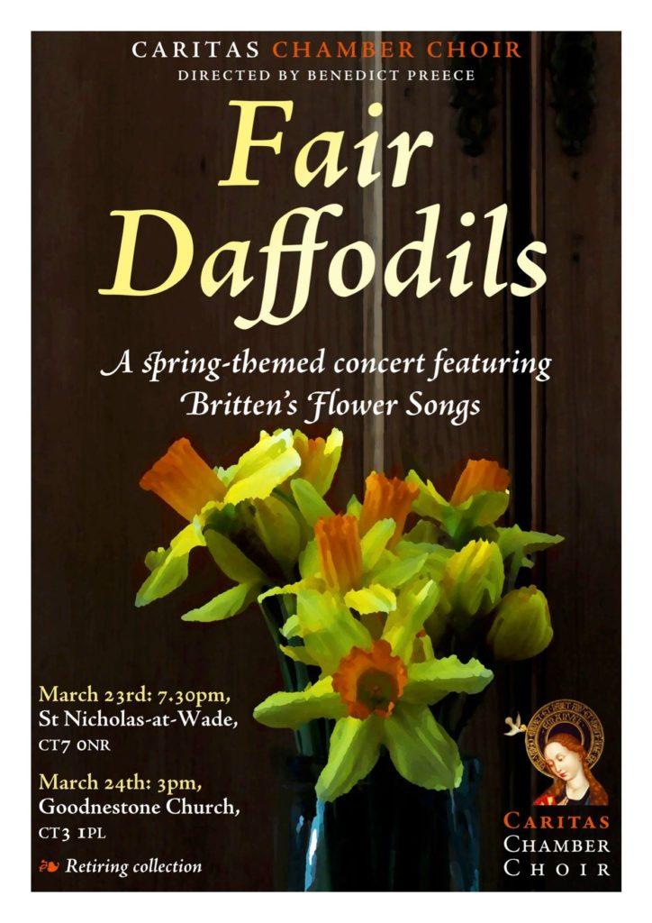 Echoing Green Concert Poster