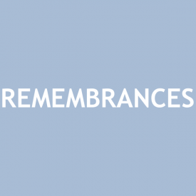 Remembrances Theme
